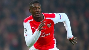 Yaya Sanogo has left Arsenal