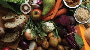 pic of healthy foods