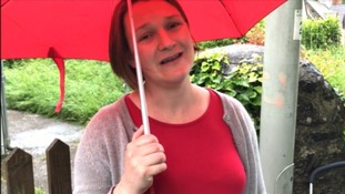 'I am in early labour - and we've come to vote Labour' - woman's emotional video goes viral