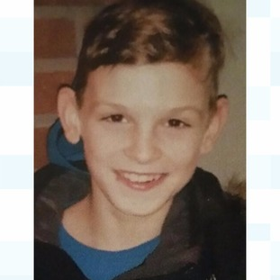 14-year-old Reece has been missing since Saturday 3rd June
