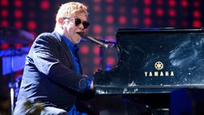 Elton John is performing in Blackburn on Saturday