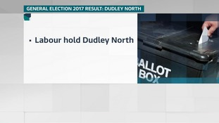 General Election 2017 result: Dudley North