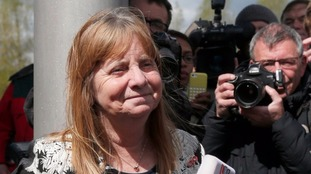 Margaret Aspinall lost her son James in the Hillsborough Disaster
