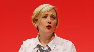 Stella Creasy led criticism of PM's speech