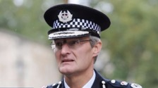 Former Chief Constable David Crompton