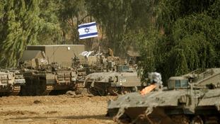 Israel Gaza Hamas Egypt