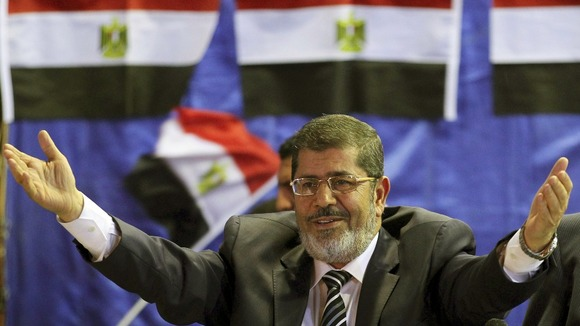 Mohamed Morsi Egypt