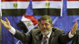 Mohamed Morsi Egypt