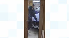 Detectives investigating a robbery at a pawnbrokers in Liverpool have issued CCTV images