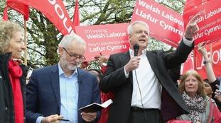 Corbyn / Carwyn