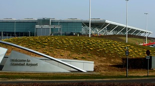 Aweys Faqey was arrested at Stansted Airport