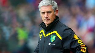 Alan Irvine has left Norwich City.