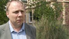 Professor Mark Wickham-Jones