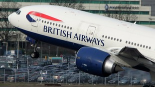 Four-day British Airways cabin crew strike suspended