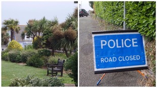 Brixham park cordoned off after man's body found