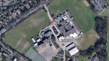 Alderbrook School in Solihull issued an alert to parents