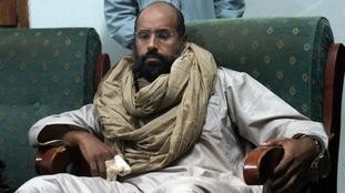 Colonel Gaddafi's son Saif al Islam freed from prison in Libya
