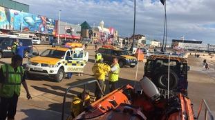 Blackpool Lifeboat and Coastguard