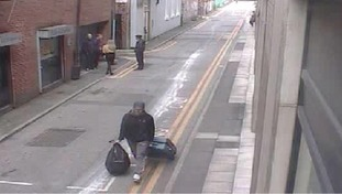 Police hope the images will encourage witnesses to come forward