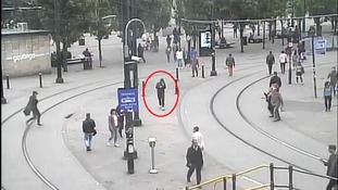 Police have released CCTV images of Bomber Salman Abedi as he made his way around Manchester