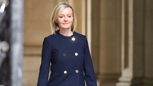 Ms Truss was effectively demoted in a largely undramatic reshuffle.