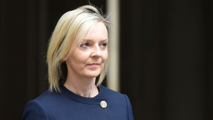 Norfolk MP Liz Truss is moved from Justice Secretary to become the more junior Chief Secretary to the Treasury.