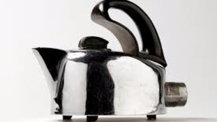 Water company apologises for popping kettles