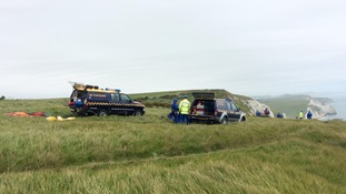 Wyke Coastguard Rescue Team
