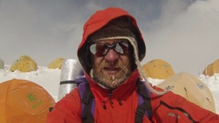 Ian Toothill is the first person with cancer to conquer Everest.