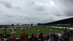 The showground is also used to host the Great Yorkshire Show