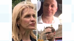 New West Country MPs arrive in Westminster