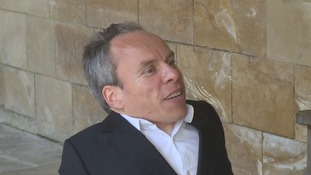 Actor Warwick Davies made patron of Lincoln's St Barnabas Hospice