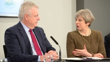 Carwyn Jones and Theresa May joined forces to announce Swansea City deal
