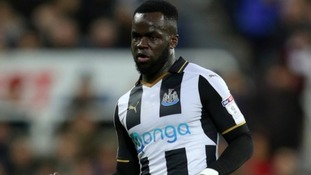 Cheick Tiote played 139 times for Newcastle United