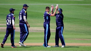 Yorkshire face Surrey in One Day Cup quarter final