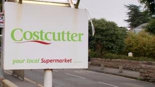 Costcutter signage