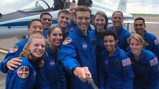 The high flyers chosen as Nasa's apprentice astronauts