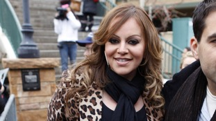 Mexican-American singer Jenni Rivera died in a plane crash in Mexico.