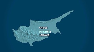 British military base in Cyprus hit by blast