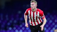 Southampton defender Jason McCarthy