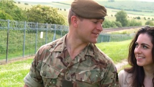 Army training helped soldier save lives in London attack