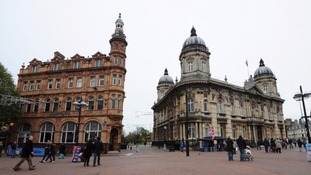 Hull is enjoying its year as UK City of Culture.