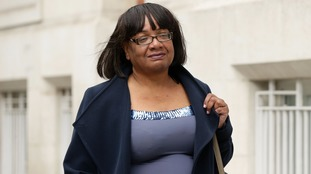 Diane Abbott reveals diabetes struggle during election