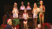 Calendar Girls stage show
