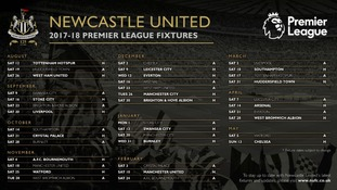 Newcastle's first Premier League home game - Spurs!