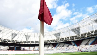 West Ham may have to play first three matches of the season away from home
