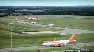 Luton Airport is hoping to take a slice of the private jet market.