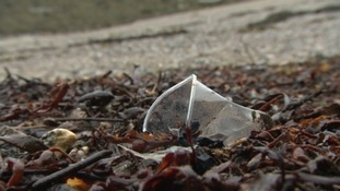 Breaking into News: Plastic litter on West Country beaches increases by 15%