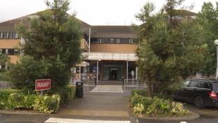 Weston General Hospital exterior