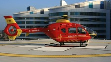 West Midlands Air Ambulance